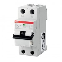 DS201 C16 AC30 RCBO, Residual Current Circuit Braker, Trip Sensitivity 30mA System Pro M Compact