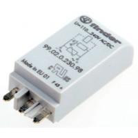 Module led+var. 110-240v ac/dc