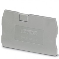 End cover - D-ST 2,5